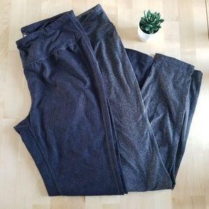 Tangerine | Bundle of 2 Workout Leggings Pants